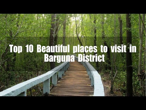 Top 10 Tourist Places in Barguna District