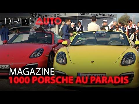Saint-Tropez : 1000 Porsche au Paradis ! - DIRECT AUTO