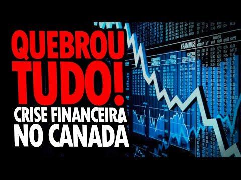 [LIVE] CRISE FINANCEIRA NO CANADÁ (E BRASIL) POR CAUSA DO COVID-19 - INVESTIMENTOS NO CANADÁ