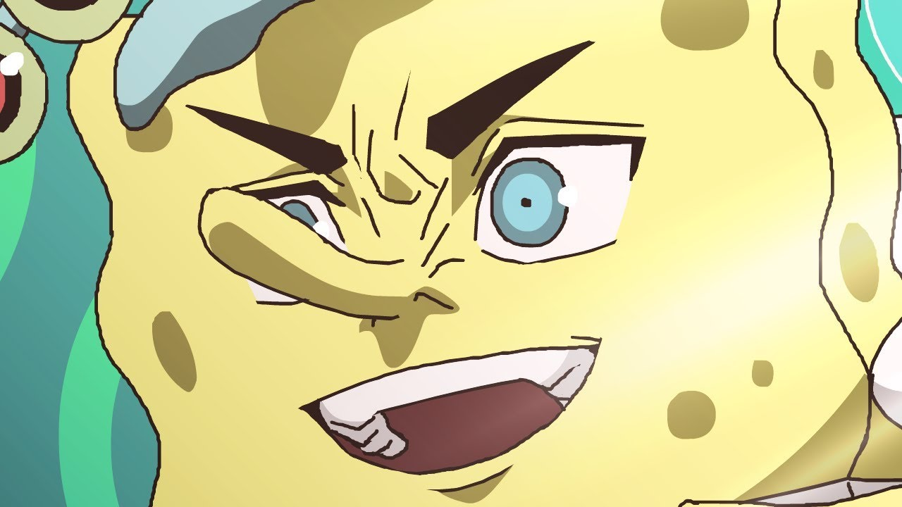 Official spongebob anime announcement