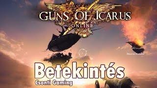 Betekintés - Guns of Icarus Online