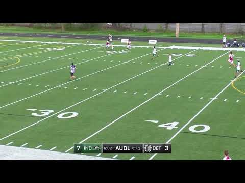 Game Highlights: Indianapolis AlleyCats at Detroit Mechanix — Week 6