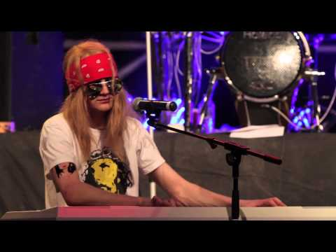 November Rain Cover – Guns N' Roses Tribute – The Nightrain