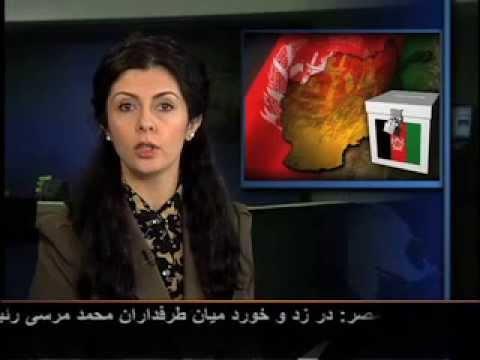 Afghan Election 2014 - Ishaqzai ANC