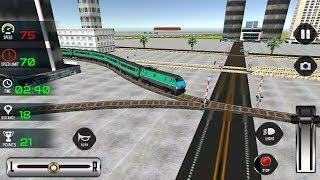 Train Driving Simulator 2018|Passenger Transport| Level 1-5 Android Game