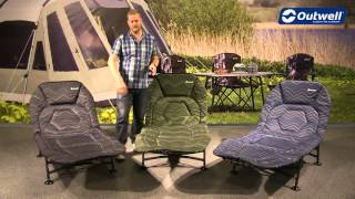 Outwell Cordoba Camping Bed | Innovative Family Camping