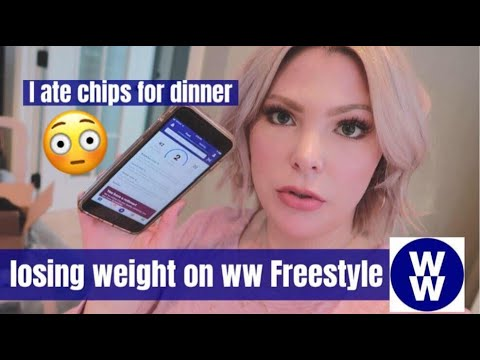 What I Eat in a Day to Lose Weight on Weight Watchers (ww) Freestyle   ep 2