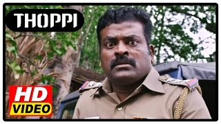 Thoppi Tamil Movie | Scenes | Police seeks help from Murali Ram | Rakshaya Raj