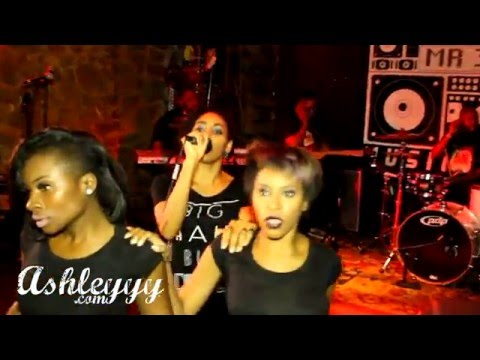 """AshleYYY Performs """"Find Me"""" @ the UpNext Indie Music Tour (ATL) - The Music Room"""
