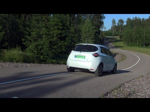 AutoMedia Latvia test drive_Renault Zoe 2020