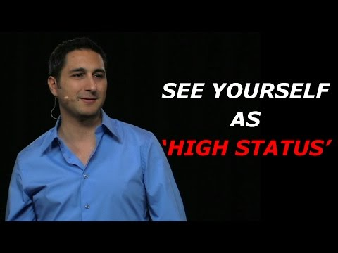 See Yourself As 'High Status'
