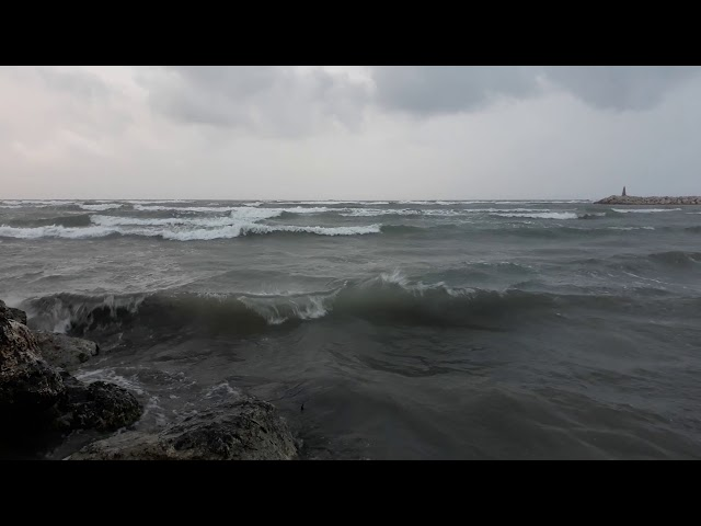 Wet & Windy in Cyprus