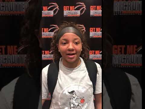 Kymora Johnson (Team Loaded 2023/St. Anne's-Belfield/Charlottesville, VA) 2023 5'8 CG -