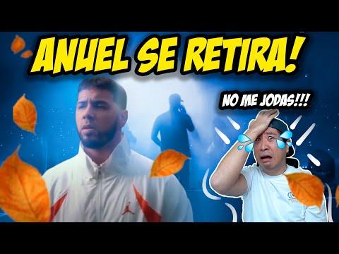 ANUEL 'SE RETIRA DE LA MUSICA' 😅 REACCION ME CONTAGIE 2 😭