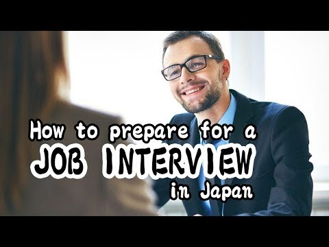 [Gaijin Bank] How to prepare for a job Interview in Japan