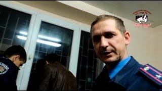 Наша милиция. Беззаконие в Луганском ГОМ №1... 1 часть