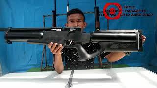 Cocok buat buruan besar senapan pcp DOUBEL TABUNG PHONIX CNC  ( El-rifle Tlp / Wa : 0812 2450 2327 )