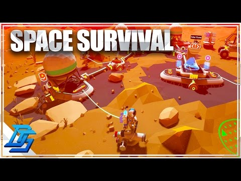 Astroneer - Part 1 - Space Survival Game , Terra forming and Exploration  !