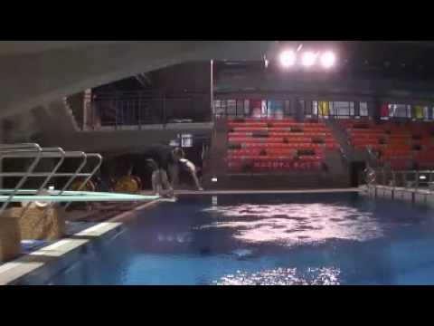 TSPDC 臺北市松山運動中心跳水課程 Song Shan Sports Center Diving Lessons (Valarie)
