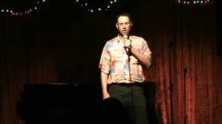 Graham's Big Stand-Up Comedy Gig
