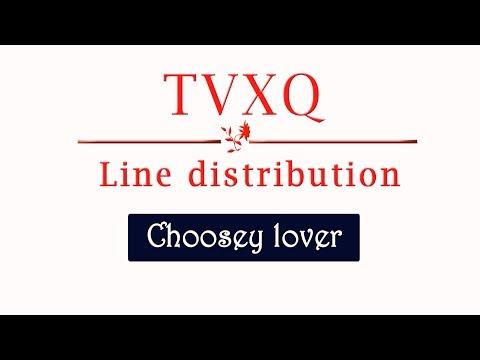 DBSKTHSK – Choosey loverLine distribution