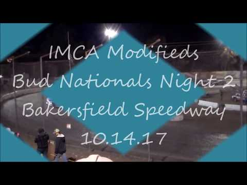 IMCA Modifieds Main Event - Bud Nationals Night 2 - Bakersfield Speedway