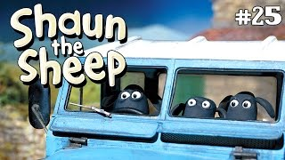 Shaun the Sheep - Mesin Pengacau [Troublesome Tractor]