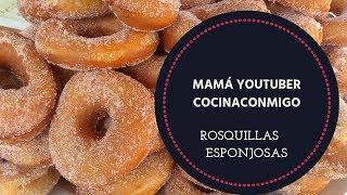 rosquillas esponjosas #rosquillas #donas #rosquillasesponjosas