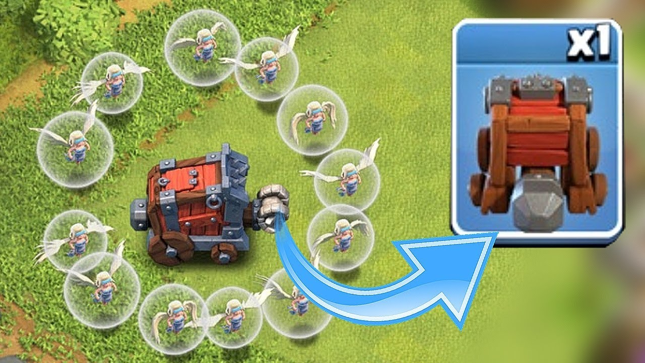 "HOLY WRECKER!!! ""Clash Of Clans"" DOES IT WORK!?!"