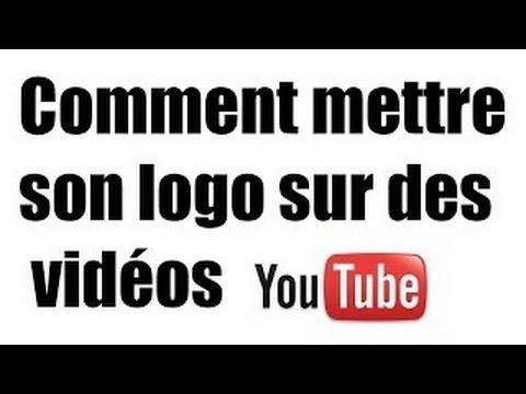 Comment mettre un logo en bas a droite de sa vid o depuis youtube youtube - Comment mettre un enduit de lissage ...