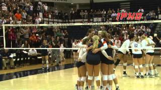 Illinois Volleyball Highlights vs Penn State 10/11/14