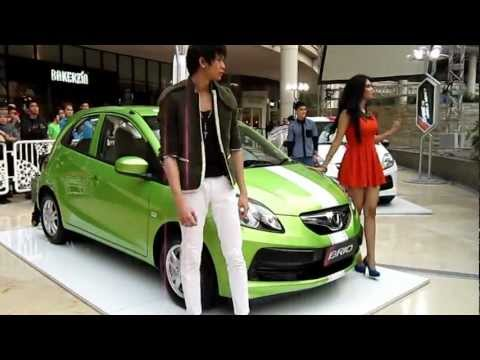 Honda Brio Launching Indonesia Edition