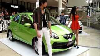 Honda Brio Launching Indonesia Edition