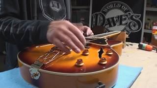 Epiphone Joe Pass Archtop Guitar