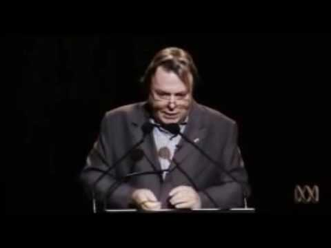 Christopher Hitchens destroys the myth that morality comes from religion