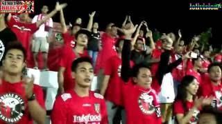 "lagu"" pahlawan kemenangan "" brigaz bali (bali united vs persija)"
