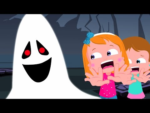 คืนฮาโลวีน | เด็กฮาโลวีน | เพลงวันฮาโลวีน | Scary Songs for Kids | Rhymes for Baby | Halloween Night