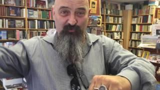 Ստեփան Փարթամեանը կ՚այցելէ Ապրիլ Գրատուն / Stepan Partamian visits Abril Bookstore