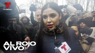 Emma Coronel, esposa de El Chapo Guzmán, es arrestada en EE.UU. por narcotráfico