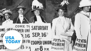 Women's suffrage movement used cookbooks as recipe for change | USA TODAY