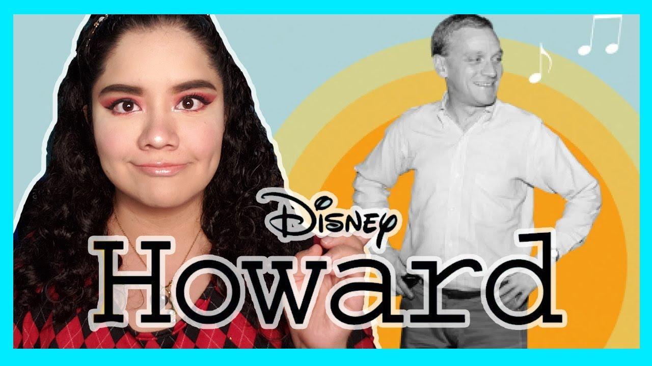 Howard: Disney + Documental.