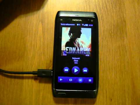 NOKIA N8 SYMBIAN - MUSIC PLAYER MP3 MUSIC PLAYER FM, FM Transmitter