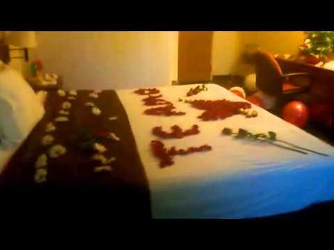 Floreria mi sue o decora cuartos para una noche romantica for Como decorar una habitacion