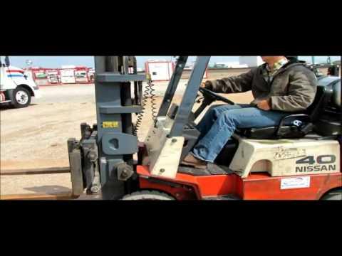 Nissan Optimum 40 Forklift For Sale