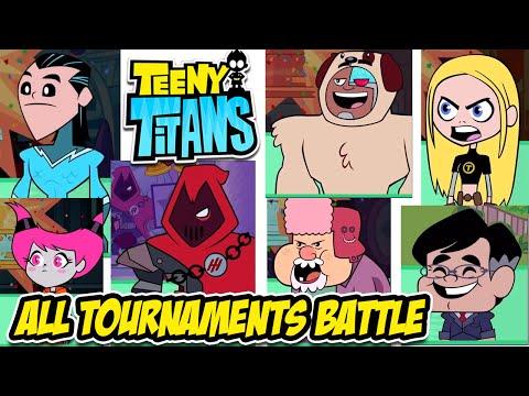Teeny Titans - All Tournaments Battle -...