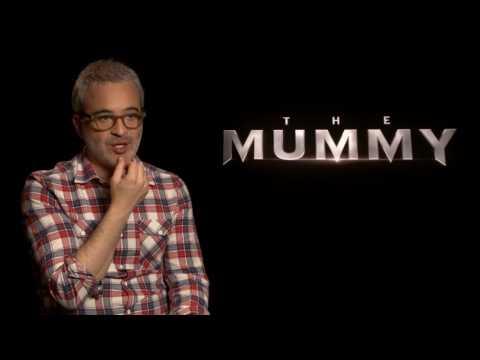 Alex Kurtzman on bad puns, great stunts & Johnny Depp