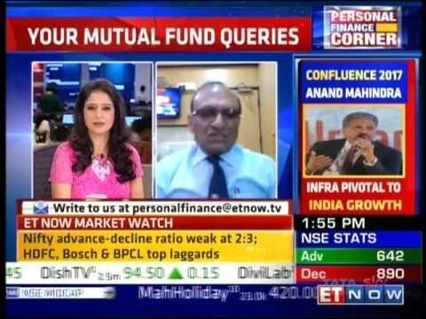 ET Now Personal Finance Corner 03 March 2017 05min 35sec Mr Harsh Roongta  CA, Investment Advisor