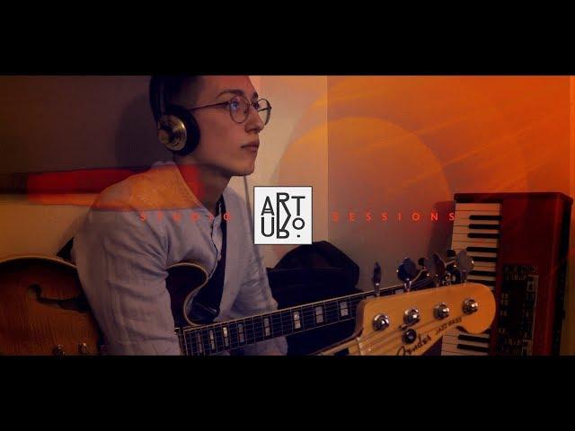 Massimiliano Biondi trio | Weather Alert | ArtUro studio sessions