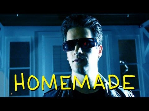 Terminator 2 Biker Bar Fight - Homemade Shot for Shot