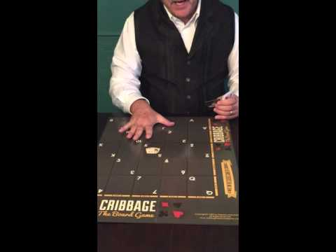 How To Play Cribbage The Board Game